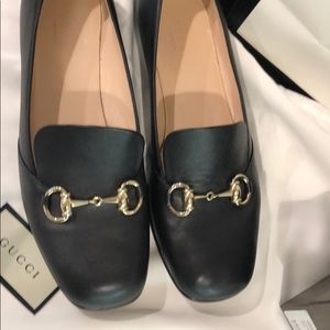 Gucci Shoes - Gucci Classic Horsebit Leather Loafers